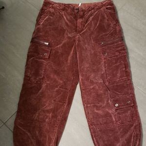 Free people cargo pants M